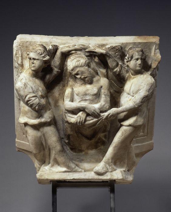 Angel Pieta by Giovanni Pisano