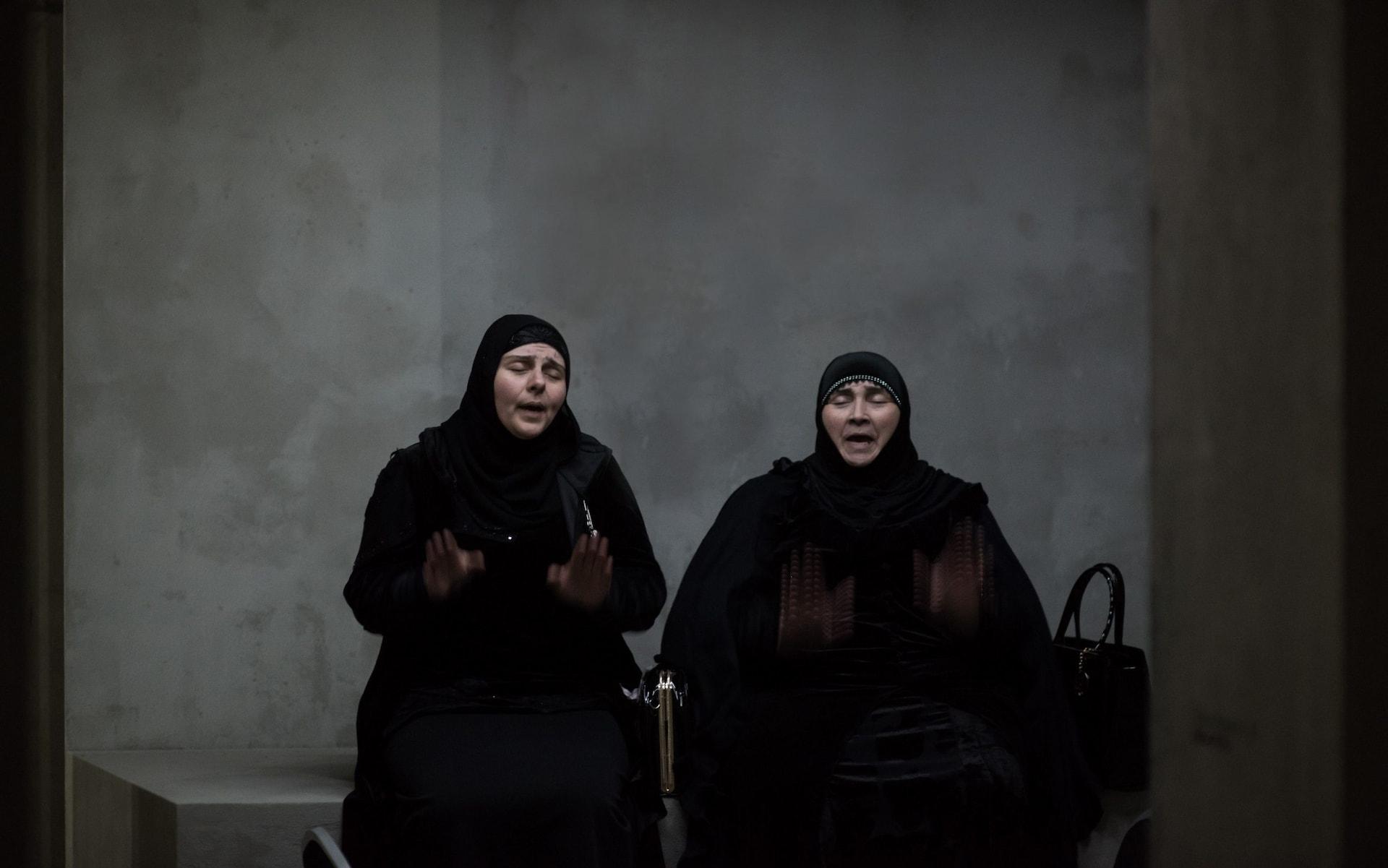 An Occupation of Loss (Azerbaistan)
