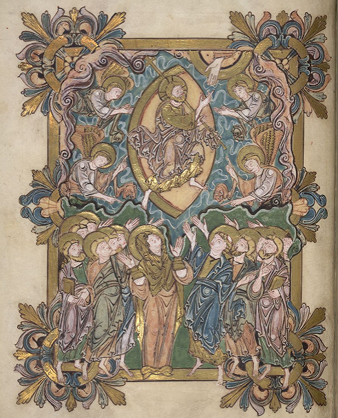 Ascension (10th c)