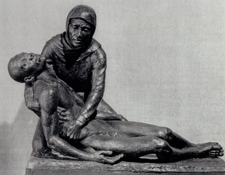 The Mother by Richmond Barthe