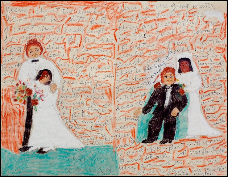 Lamb Bride by Sister Gertrude Morgan