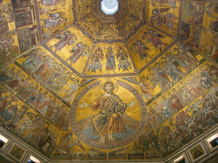Last Judgment (Florentine mosaic)