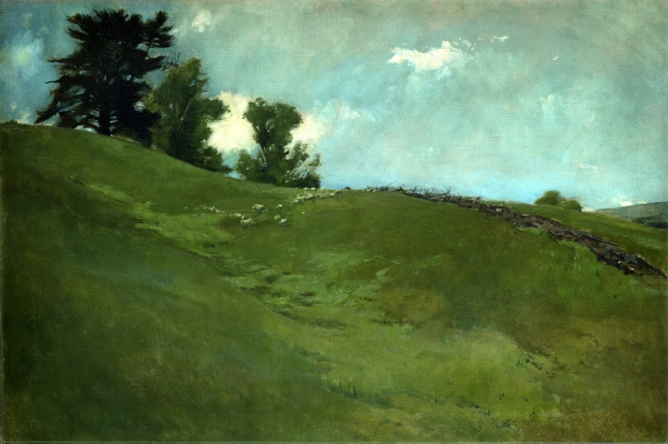 Landscape, Cornish, N.H. by John White Alexander