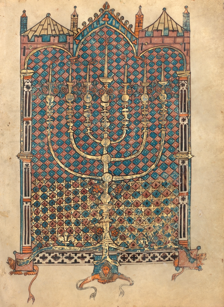 Menorah of the Tabernacle