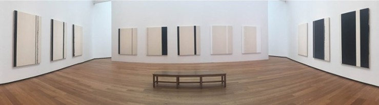 Stations of the Cross by Barnett Newman