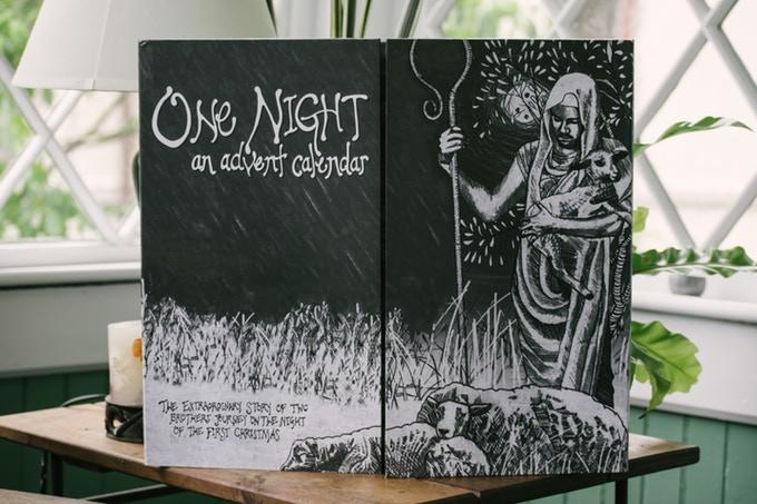 One Night Advent calendar