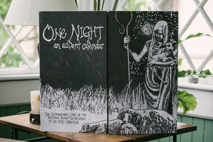 One Night Advent calendar