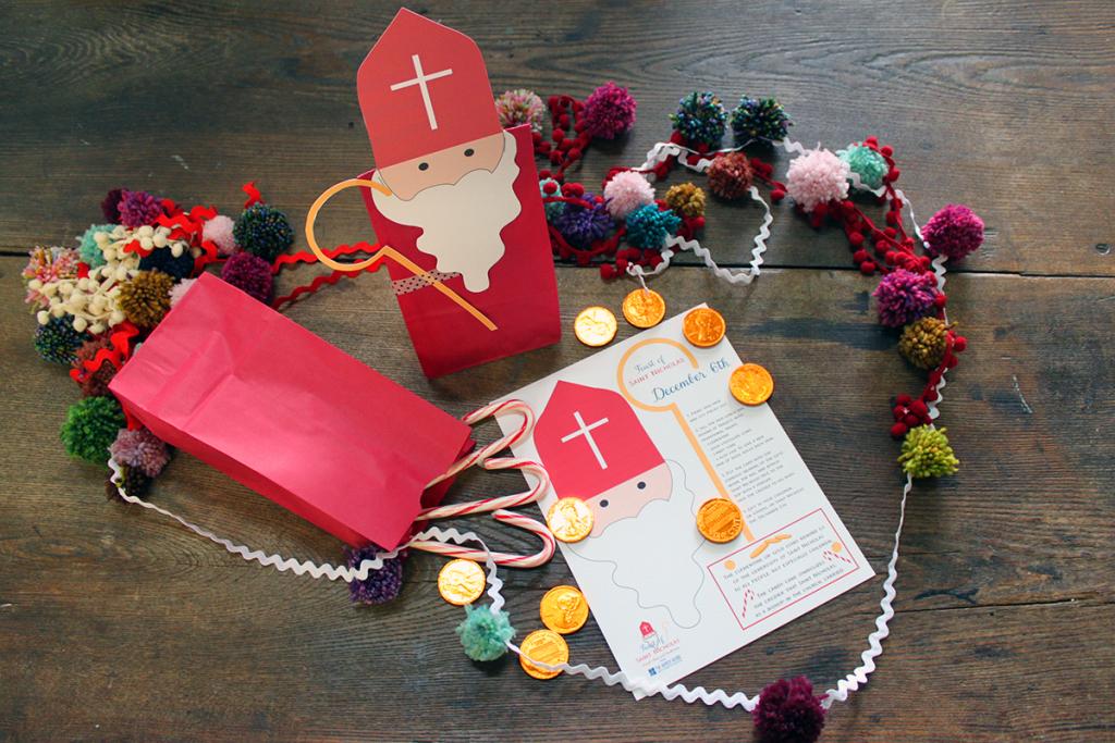 St. Nicholas treat bag