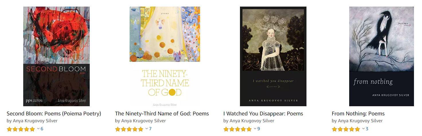 Anya Silver books