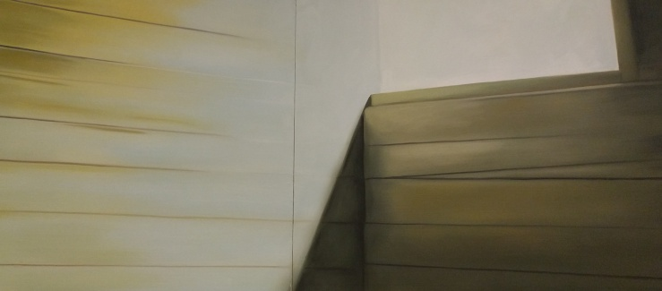 Industrial Cottage (detail) by James Rosenquist