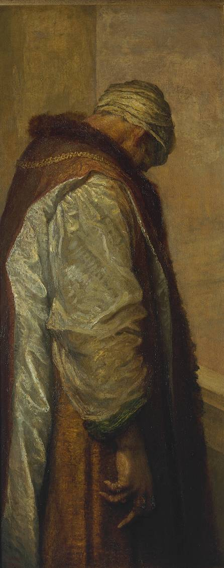 'For he had great possessions' by George Frederic Watts