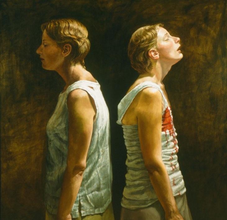 St. Agatha's Grief by Melissa Weinman
