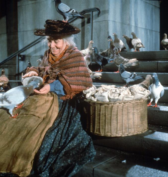 Feeding the Birds (Mary Poppins)