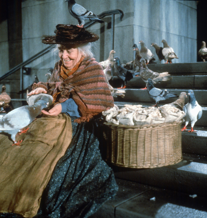 Feeding the Birds (Mary Poppins)