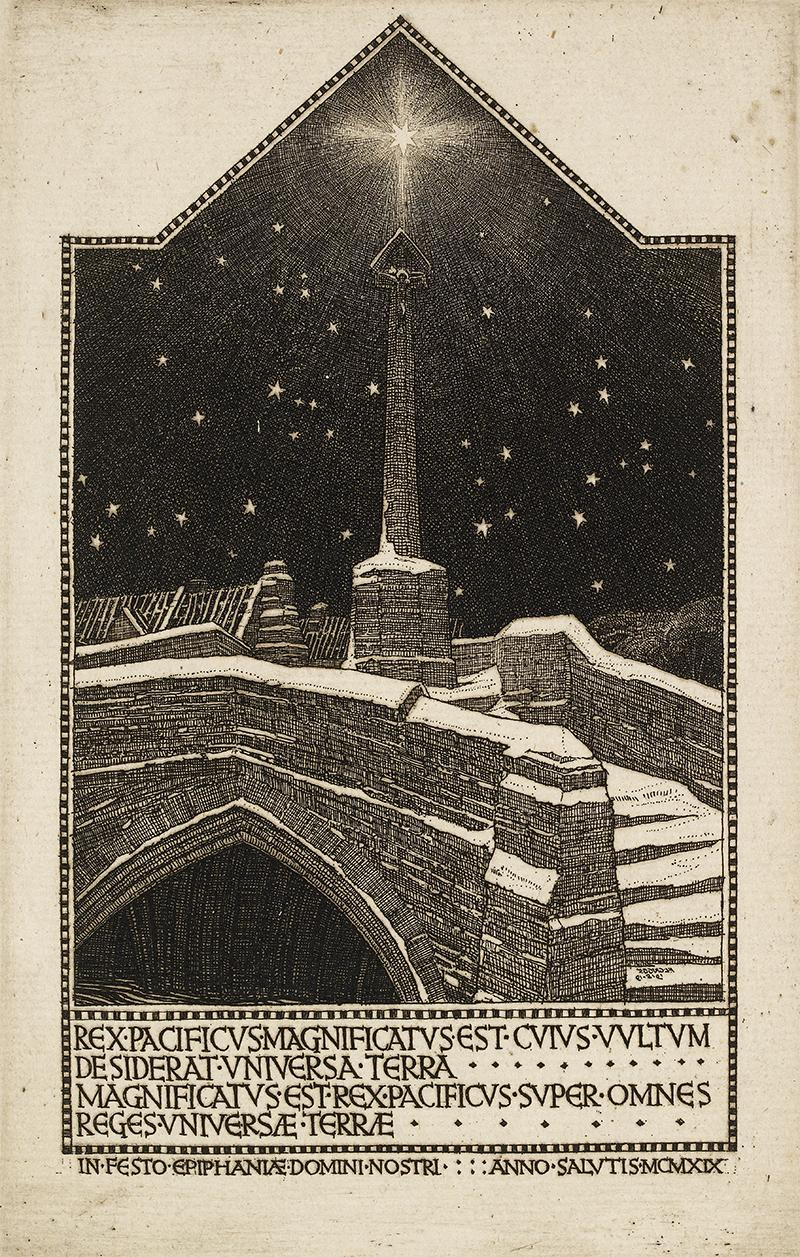 Epiphany by Frederick Landseer Maur Griggs