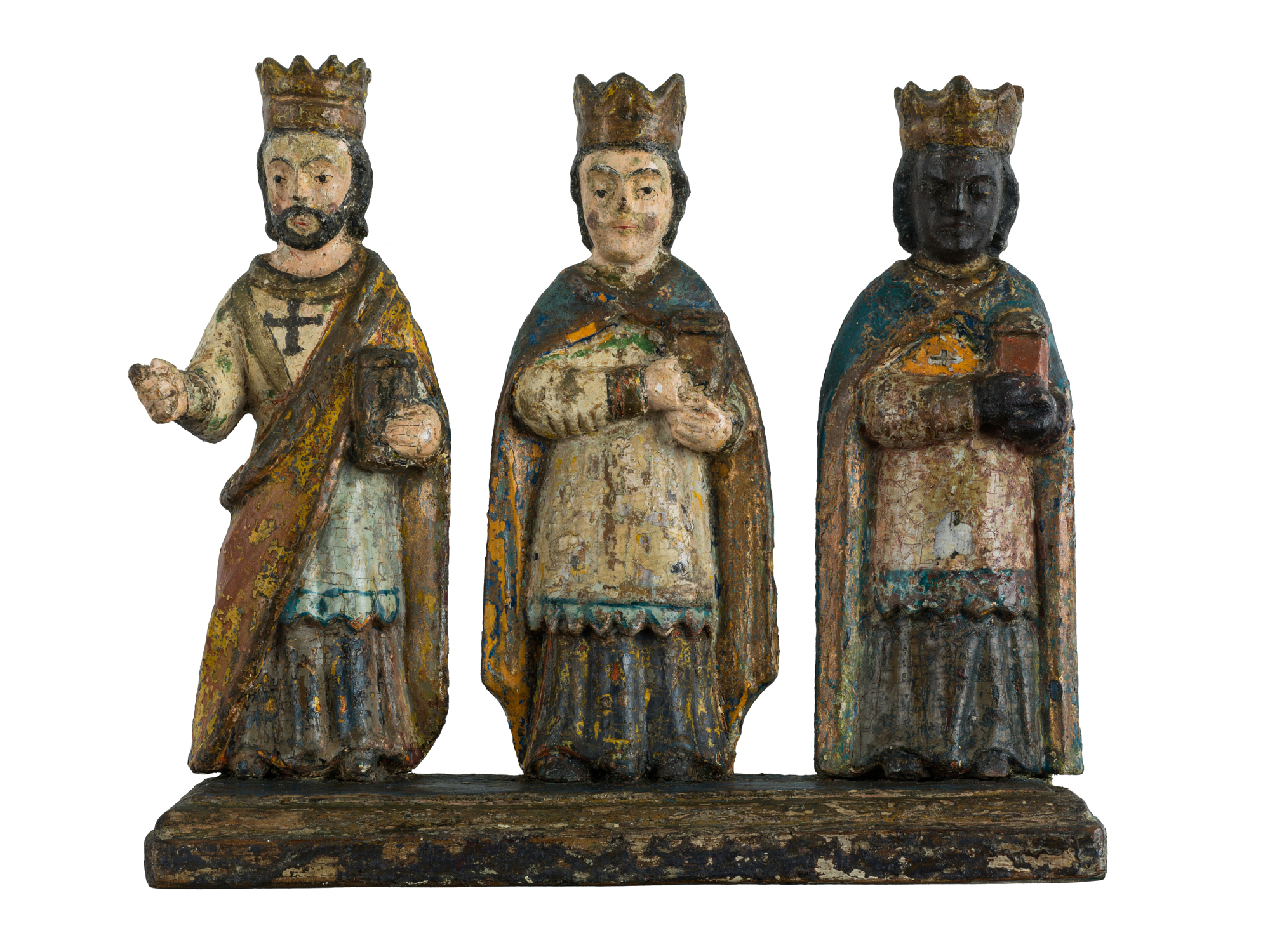 Three Kings bulto