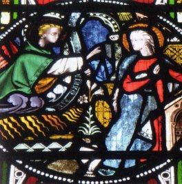 Annunciation (Wimborne Minster)