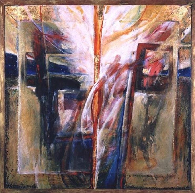 Through the Needle's Eye by Grace Carol Bomer