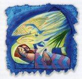 Annunciation by Nicholas Mynheer