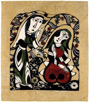 Annunciation by Sadao Watanabe