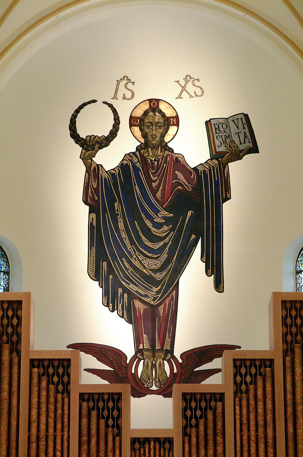 Christus by Gregory de Wit