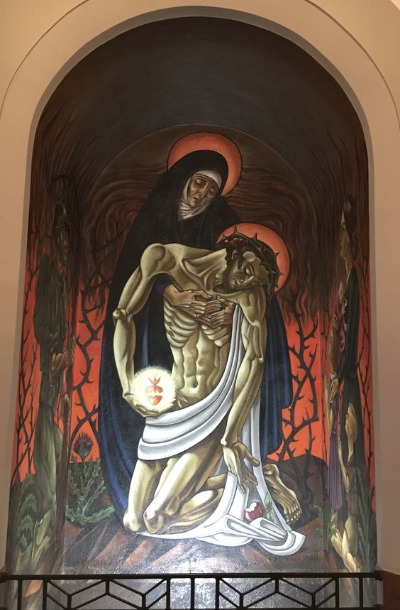 Pieta by Gregory de Wit