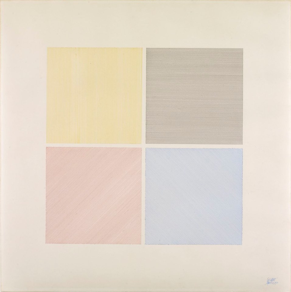 Untitled by Sol LeWitt