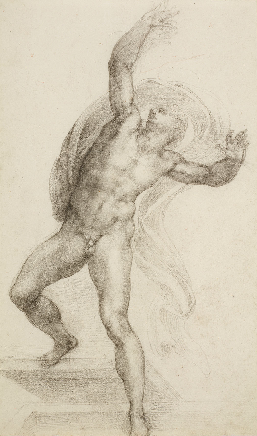The Risen Christ by Michelangelo