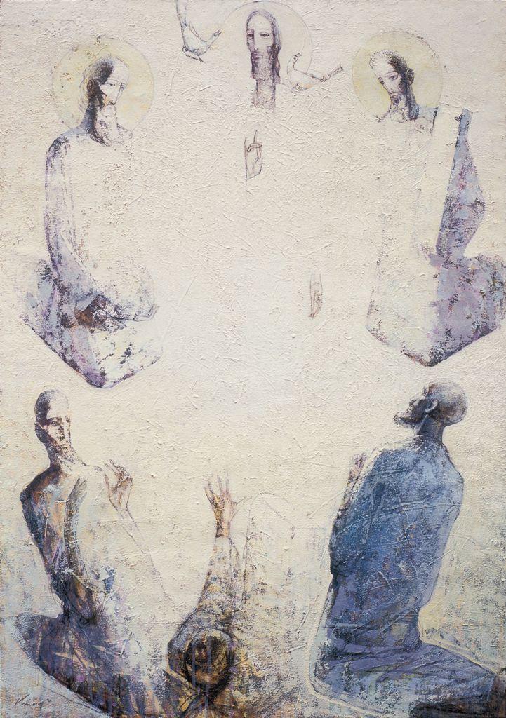 Transfiguration by Ventzislav Piriankov