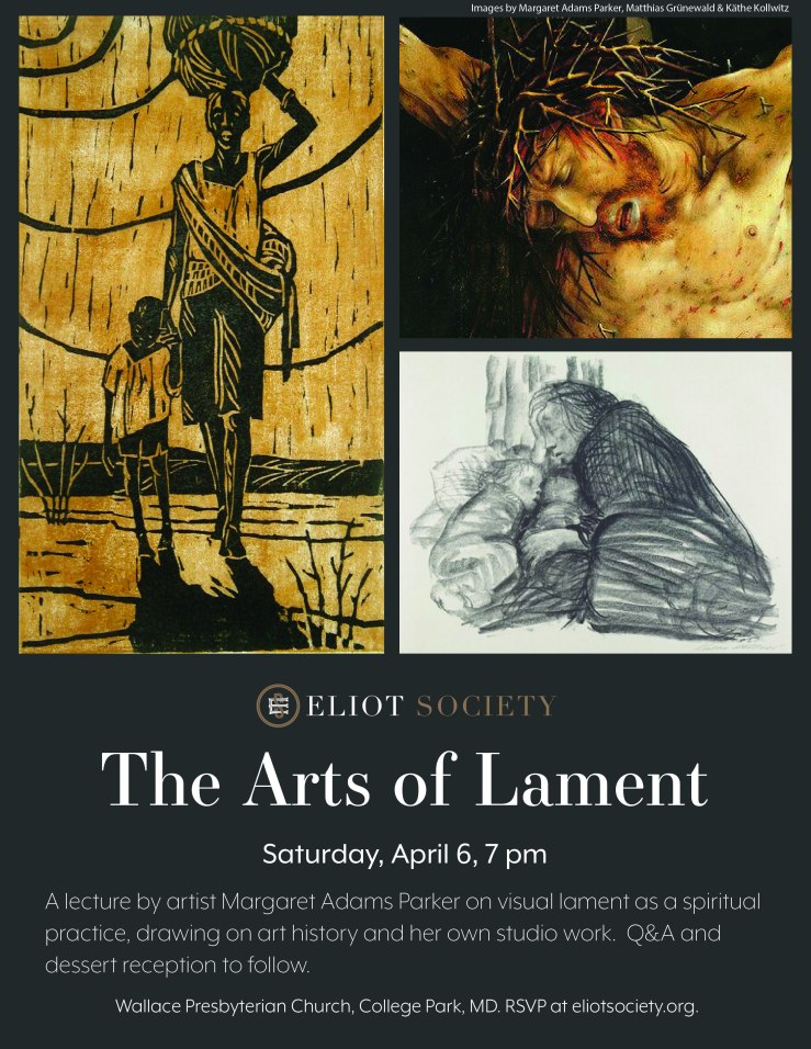 The Arts of Lament (lecture)