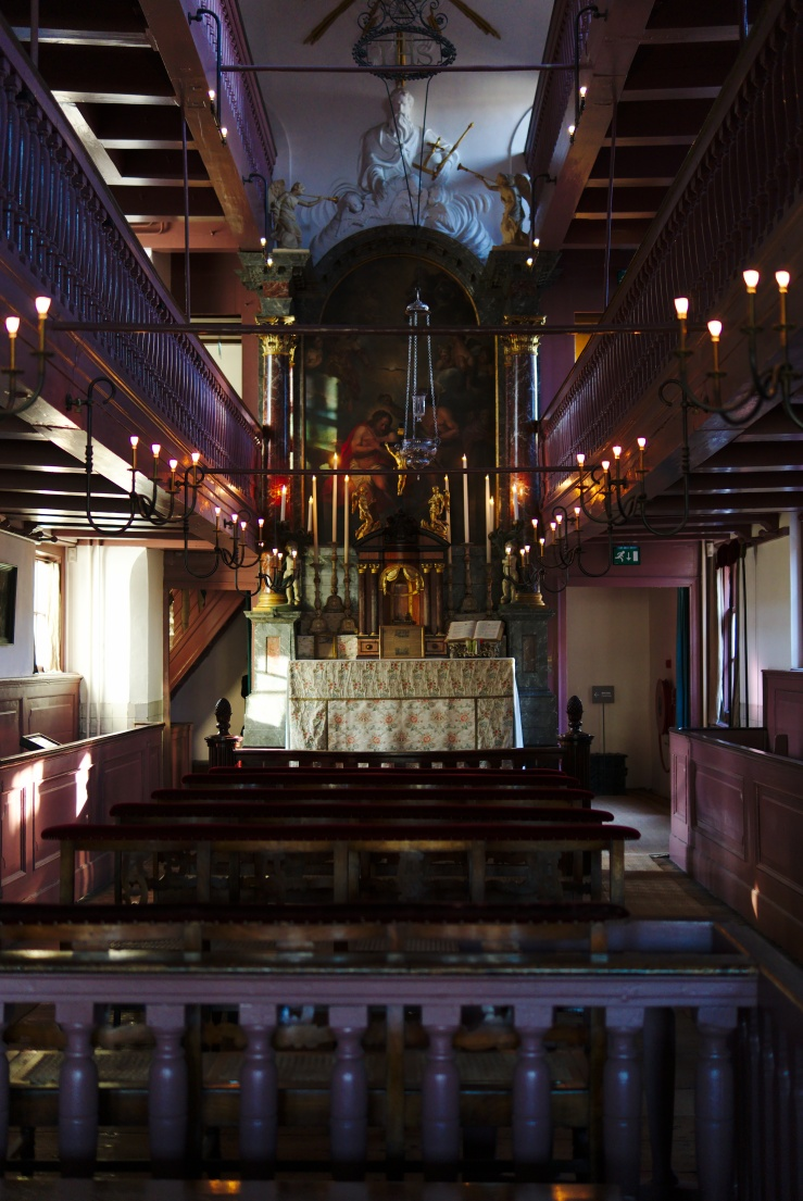 Church of Our Lord in the Attic
