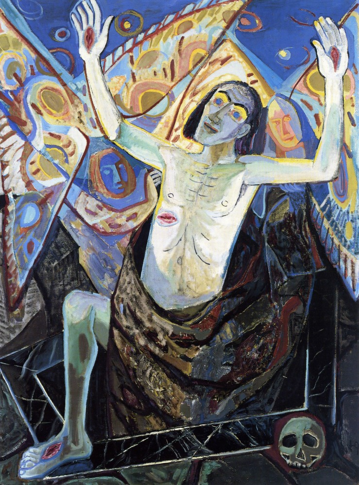 Resurrection by Otto Dix