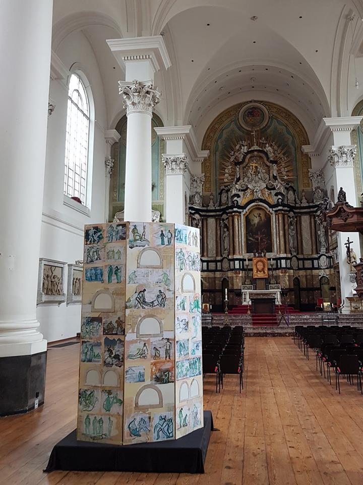Columbarium by Masha Trebukova