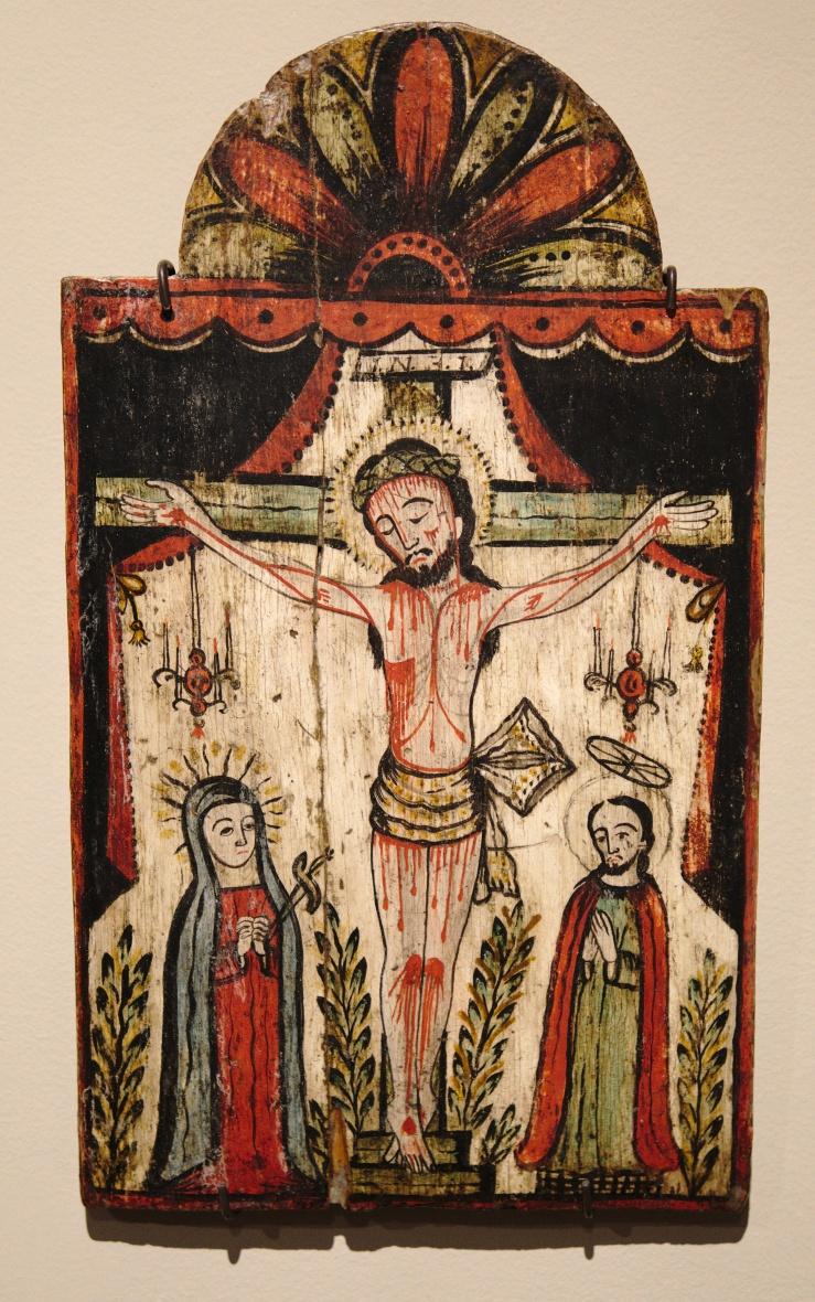 Aragon, Jose Rafael_Cristo (Crucifixion)
