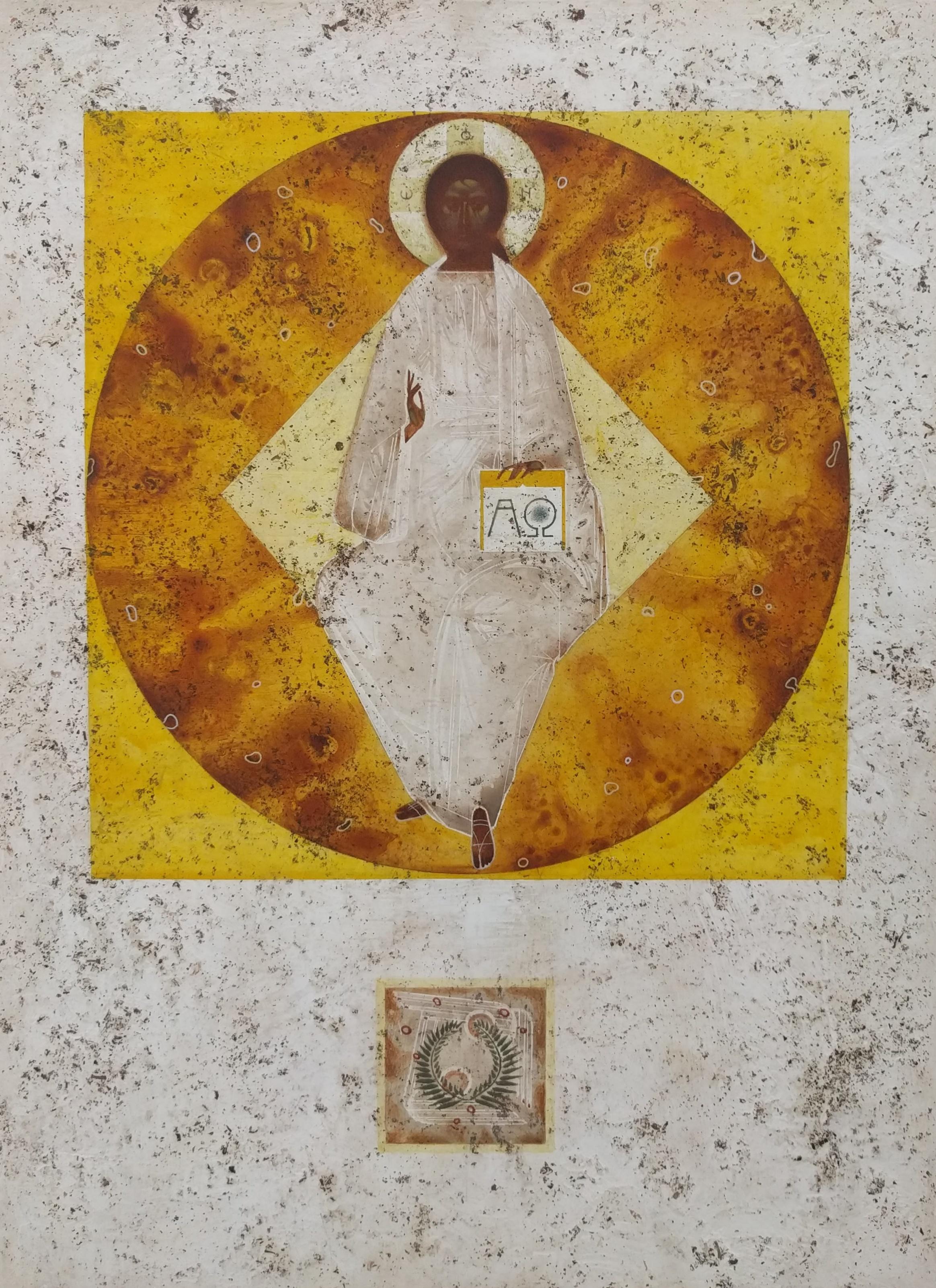 Christ in Glory by Ivanka Demchuk