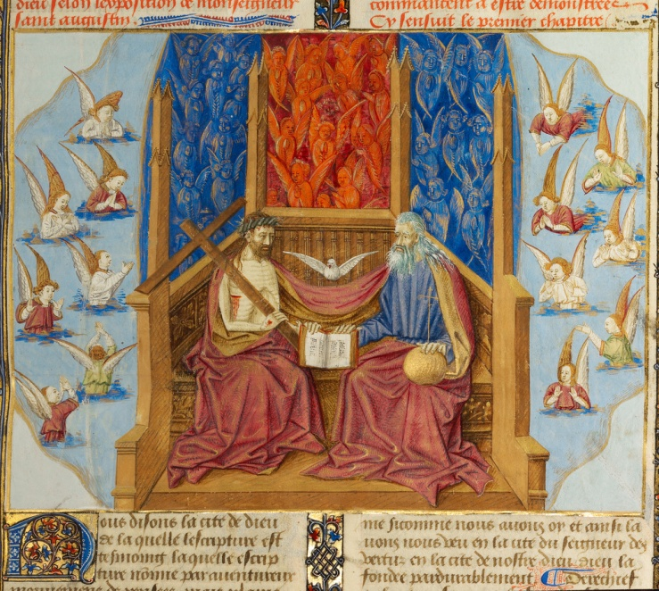 Trinity (Getty MS)