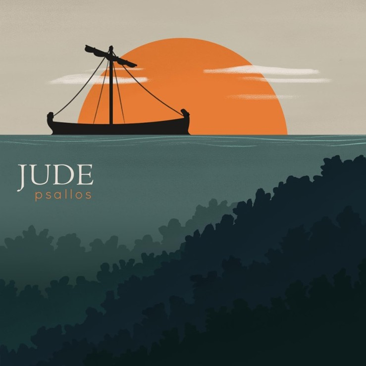 Jude by Psallos (front cover)