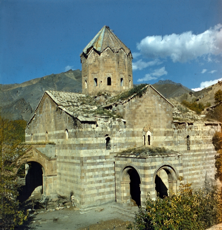 St. Thomas Cathedral (Armenia, now lost)