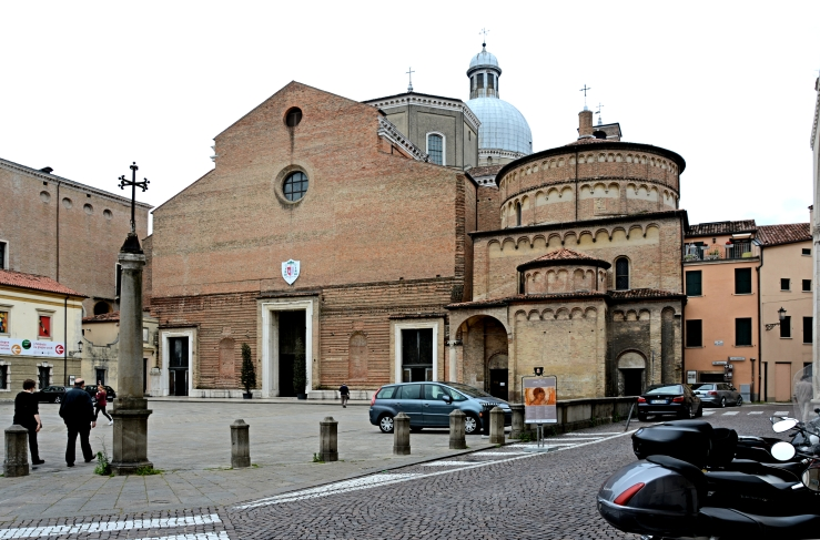 Padua Cathedral and Baptistery