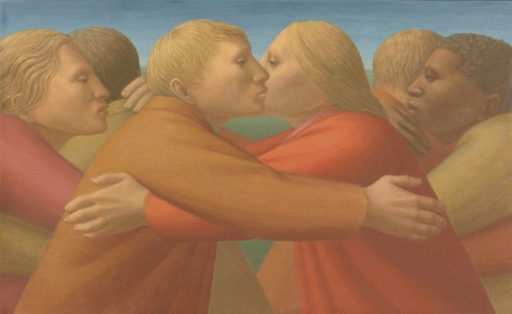Tooker, George_An Embrace of Peace