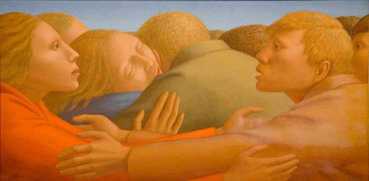 Tooker, George_Embrace of Peace II