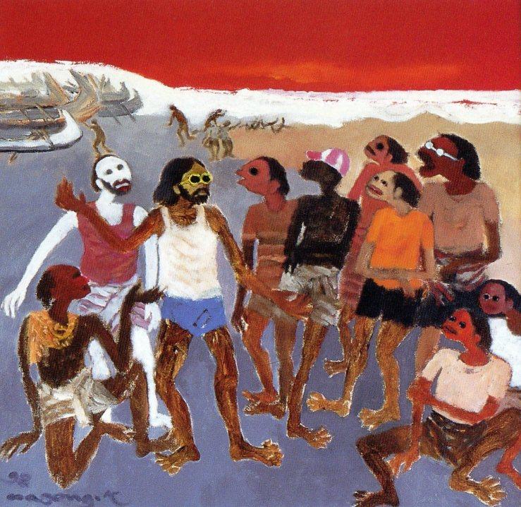 Kussudiardja, Bagong_Christ and the Fishermen