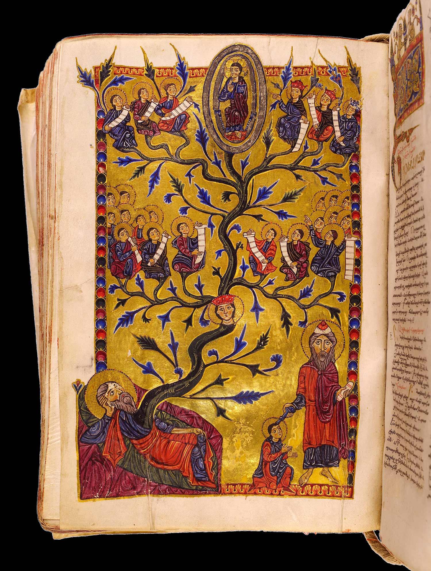 Tree of Jesse (Armenian)