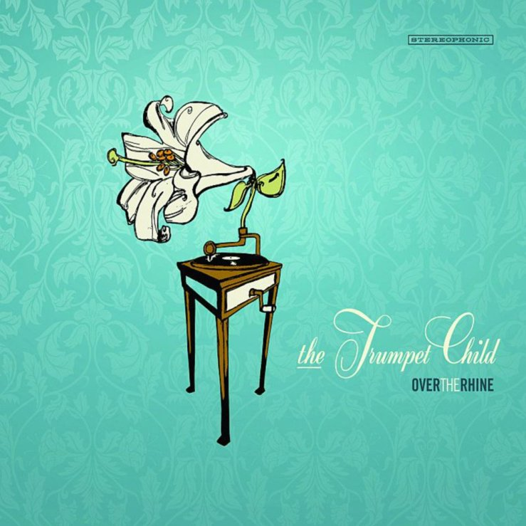 The Trumpet Child album cover