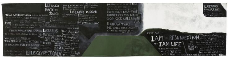 McCahon, Colin_The Resurrection of Lazarus