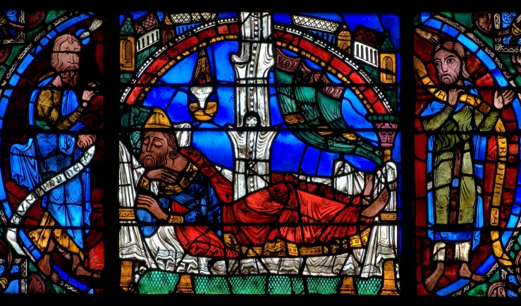 Tree of Jesse (Chartres)