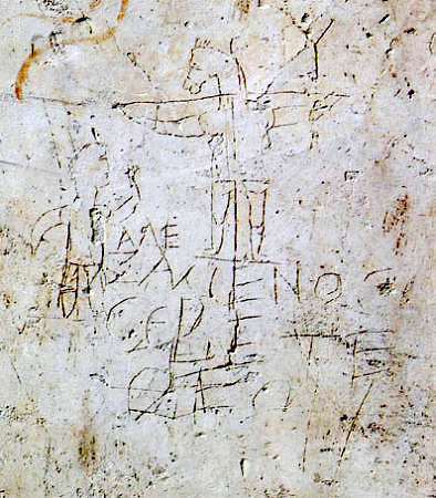 Alexamenos graffito