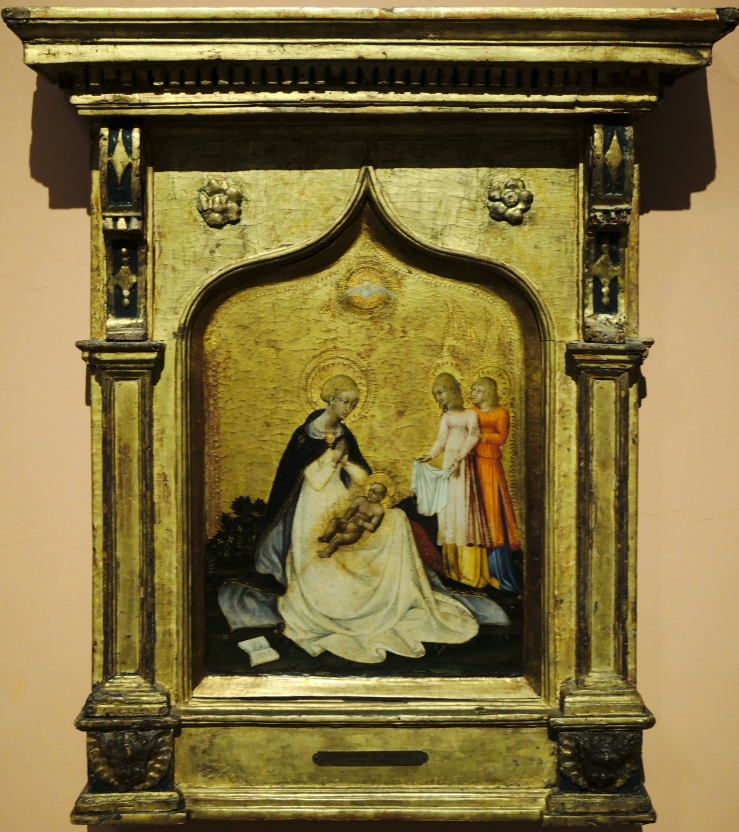 Paolo, Giovanni di_Virgin of Humility (in framework)