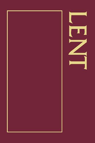 A Lent Sourcebook