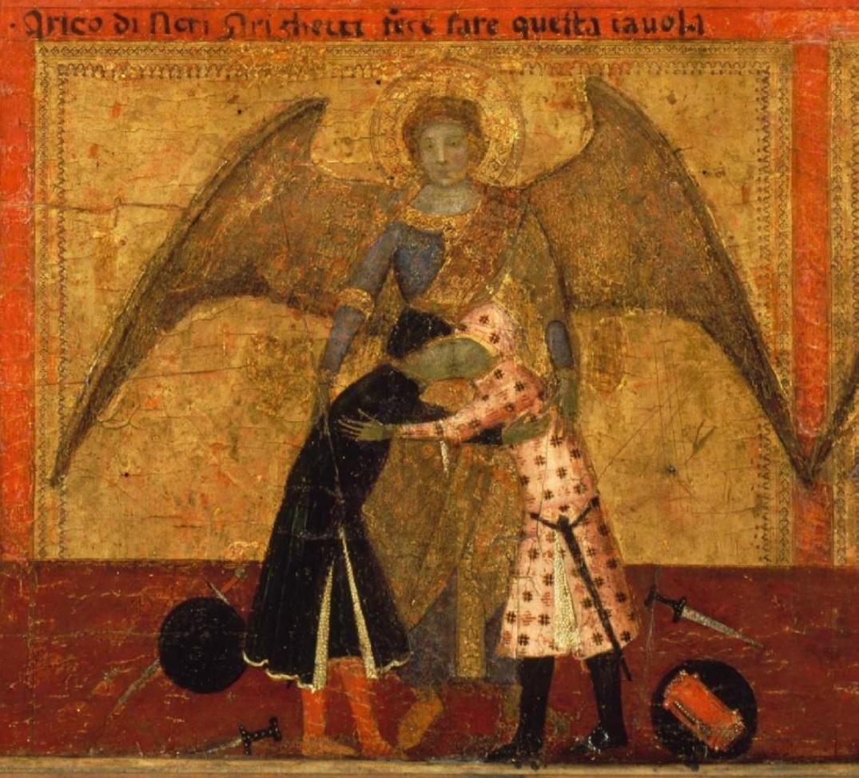 Reconciliation between knights